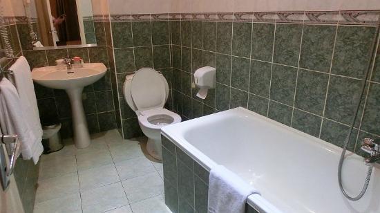Kyriad Nice Gare: Bathroom