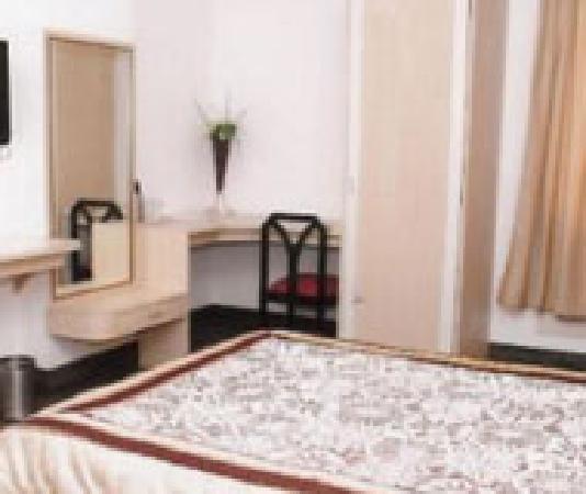 Prag Continental: Room