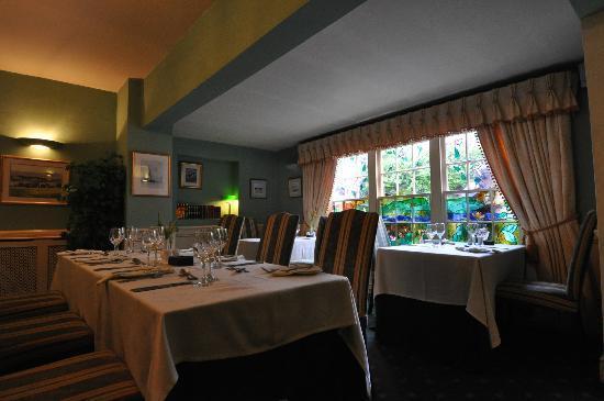 Bishopsgate House Hotel & Restaurant: Restaurant