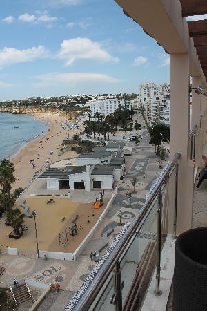 Hotel Apartment Algar: uitzicht