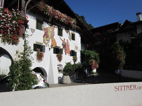 Agriturismo Sittnerhof: Hotel Exterior