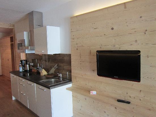 Agriturismo Sittnerhof: Apartment - Living Room