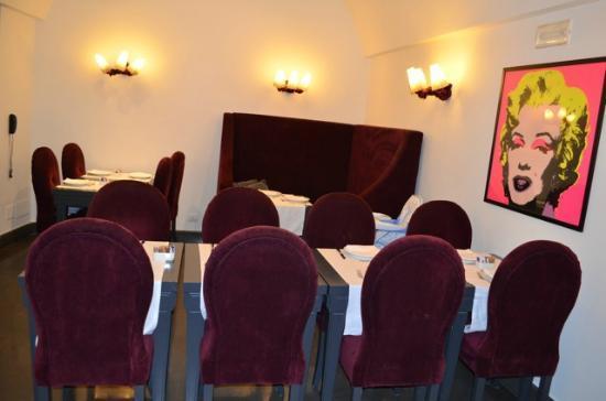 Hotel Palazzo Decumani: Frühstücksraum