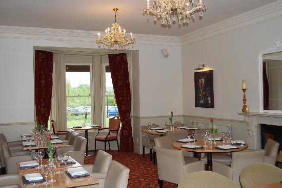 Toft Country House Hotel And Golf Club: Dining room