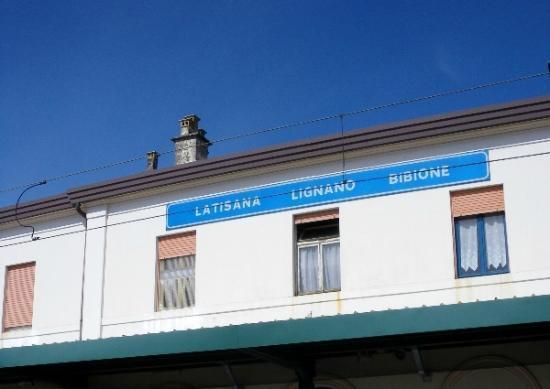 Bahnhof Latisana
