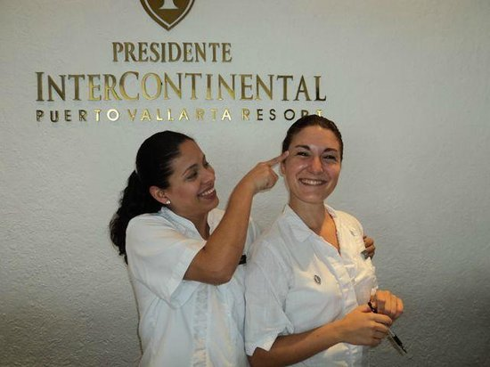Park Royal Puerto Vallarta: Equipe souriante et aimable