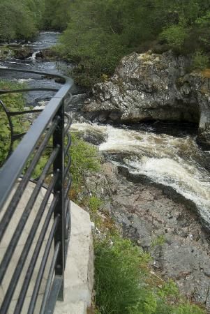Falls of Shin, June 2012