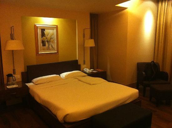 Deccan Rendezvous: Spacious room, comfortable beds