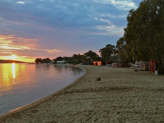 Neilson Phokaia Beachclub: Sailing Beach