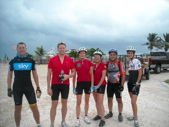 Islamorada Historical Bike Tour: Key Largo to Key West Century Tour