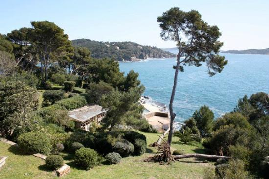 Hotel Le Provencal : vue