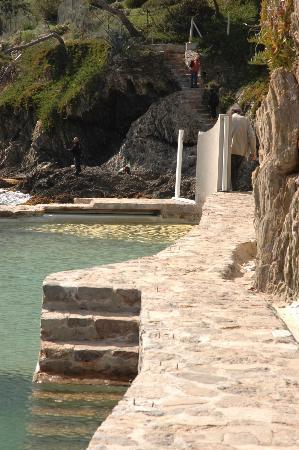 Hotel Le Provencal : piscine