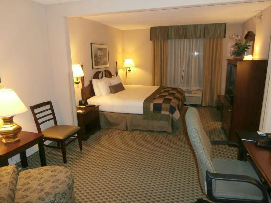 Home2 Suites by Hilton Atlanta Norcross: Room 236 (Kings bed)