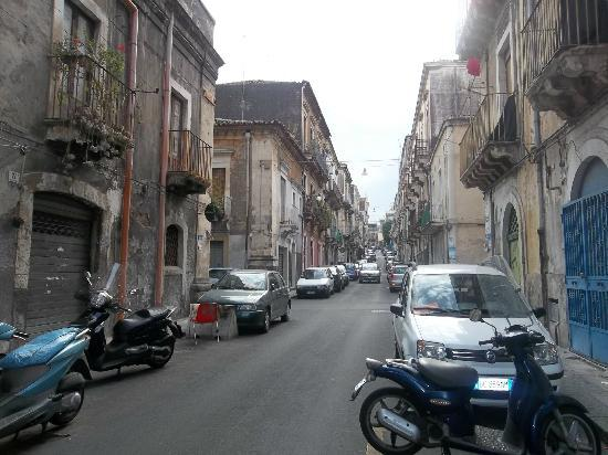 Bed &Breakfast Garibaldi: Street