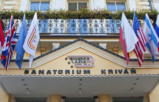 Krivan: Main Building