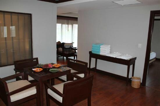 Novotel Samui Resort Chaweng Beach Kandaburi: Eingangsbereich