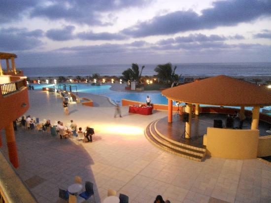 Royal Horizon Boa Vista: vista hotel