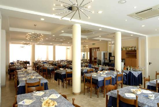 Hotel Galassia: Sala Ristorante
