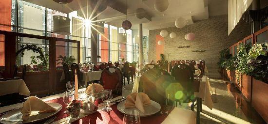 Dudince, سلوفاكيا: Restaurant