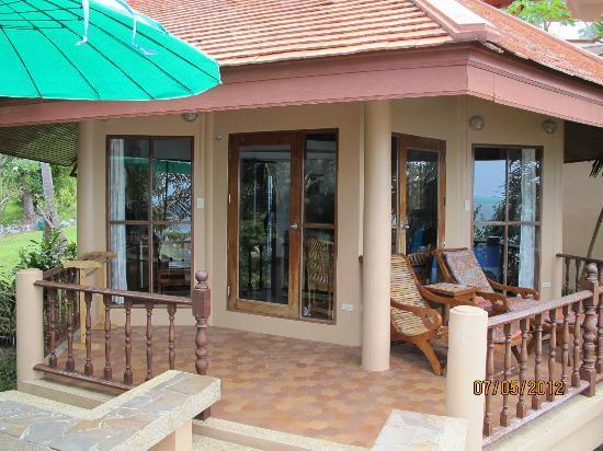 Khanom Hill Resort: Bungalow 4
