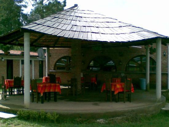 Angangueo, Mexico: Club Campestre Paraiso Monarca