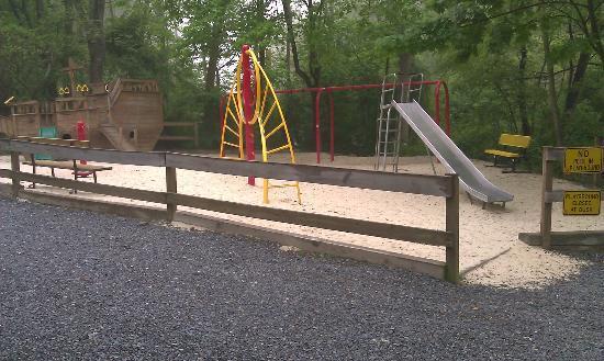 Gettysburg / Battlefield KOA: KOA playground