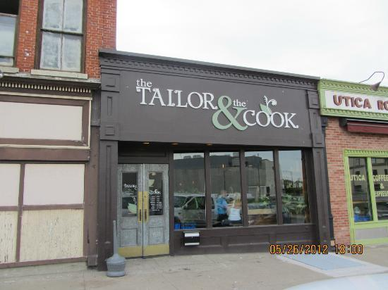 The Tailor and The Cook: The Tailor & The Cook