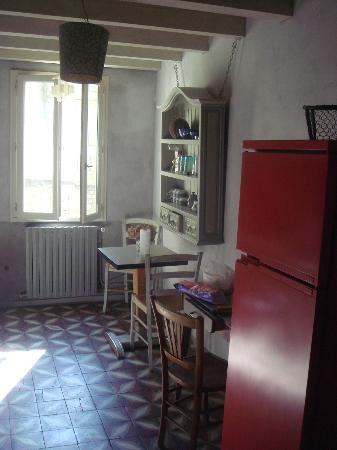 La Pousada: Kitchen - typical French