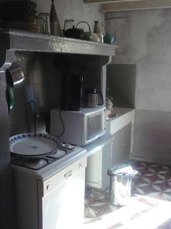 La Pousada: Kitchen