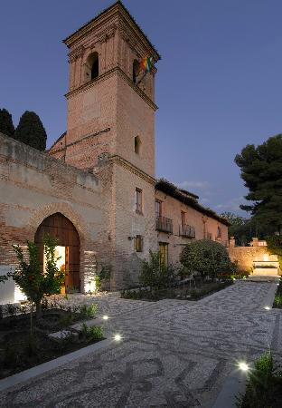 Parador de Granada: Exterior Parador