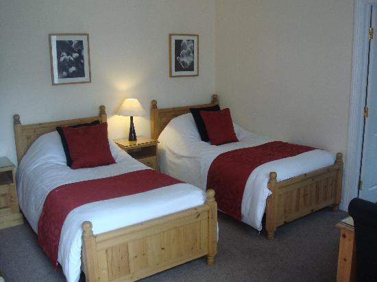 The Fox Inn: Twin Room