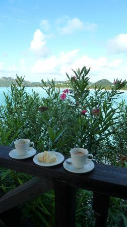 Cocobay Resort: Afternoon Tea