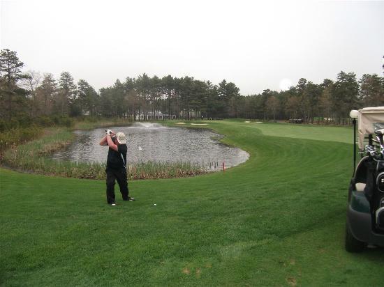 Pinehills Golf Club: The 18th at Jones