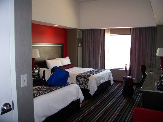 Hard Rock Hotel and Casino Tulsa: room