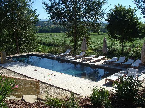 Ангиари, Италия: het zwembad