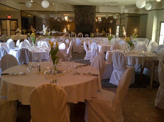 Fireside Inn & Conference Centre : Banquet Room
