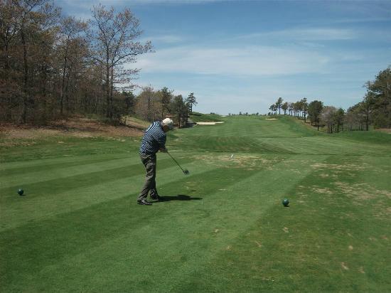 Waverly Oaks Golf Club : 18th at Waverly Oaks