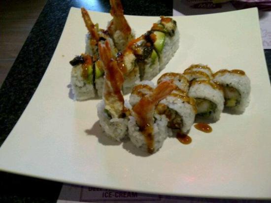 Sushi Eight: Delicious!