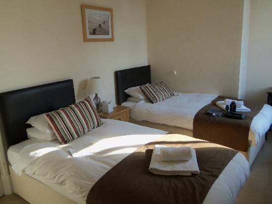Randolph Hotel: Room 3