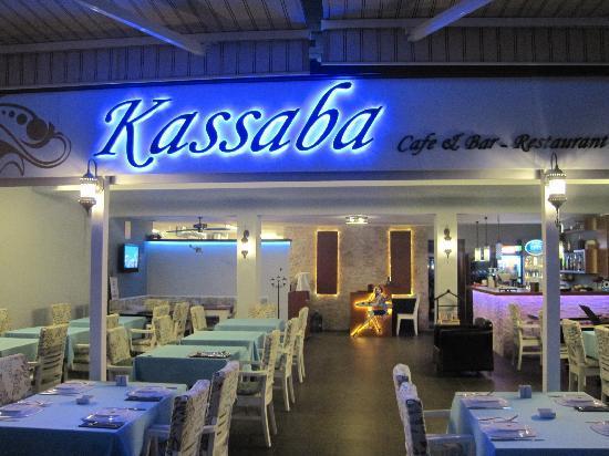 Kassaba Bar and Restaurant: name