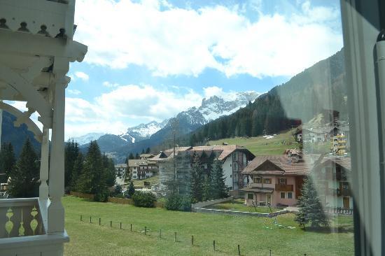 Villa Kofler Wonderland Resort: panorama dall'ascensore di vetro