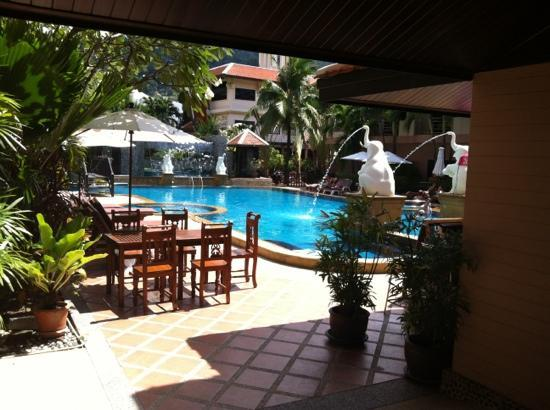 Nipa Resort: такая пустота редкость)