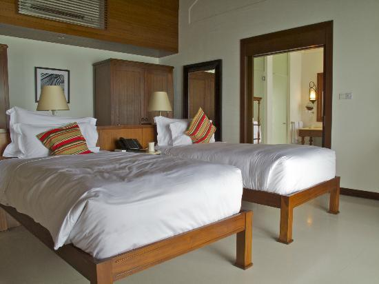 The Residence Maldives : Typical twin room