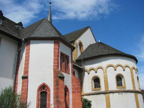 Ehemalige Stiftskirche Sankt Maria und Sankt Martin