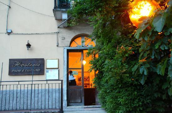 Hosteria al Leon d'Oro: Front view