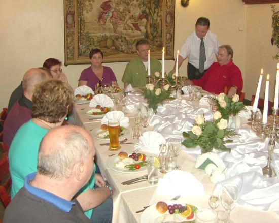 P.P.P. Restauracja: Mit meinen Freunden im PPP
