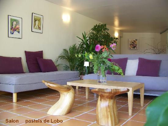 Moun Pantaï : séjour 45 m²