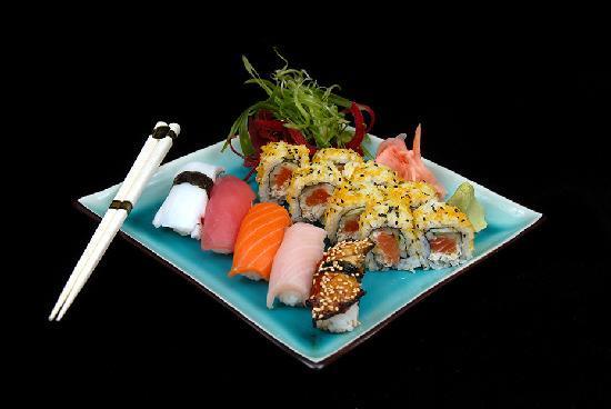 Sushi On Second: Freshest Sushi Around