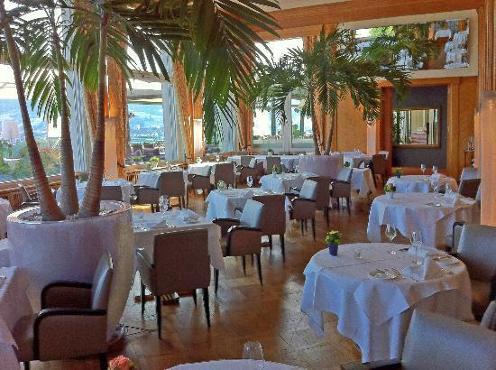 SCALA RESTAURANT - Art Deco Hotel Montana: Restaurant
