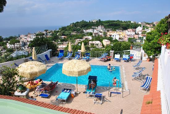 Hotel Country Club : PARTICOLARE PISCINA